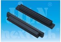 SCSI D-SUB PCB Straight