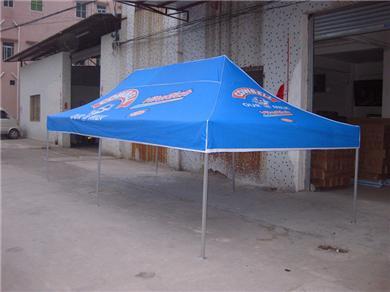 广告帐篷厂定做3m*6m铝合金广告帐篷