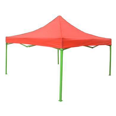雨伞厂家定做绿色烤漆折叠广告帐篷  太阳伞厂家