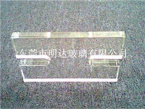 電子熒光板玻璃