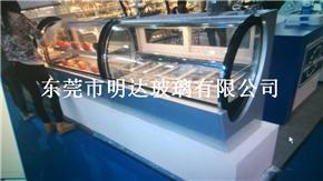 展示柜玻璃,冰箱玻璃,蛋糕柜玻璃