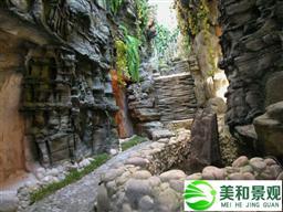 廣州grc假山