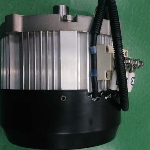 BLDC Motor & Driver for EV-Menu
