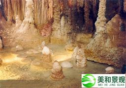 人造水泥塑石钟乳石假山溶洞