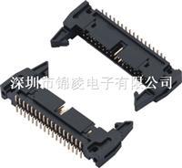 2.54mm传统牛角,SMT