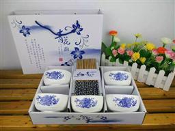 2碗2筷 碗筷套裝禮品 -1098