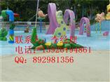水上乐园喷水雕塑