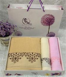 纯棉三件套毛巾-1084