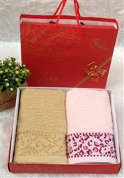 纯棉两条毛巾-1084