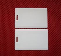 13.56MHZ(ISO15693-TAG-TI 2048BIT)+(ISO14443A-MIFARE1S50)双频卡复合卡