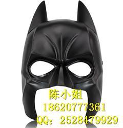 cos半脸蝙蝠侠万圣节儿童演出化装舞会酒吧派对树脂面具 工场批发