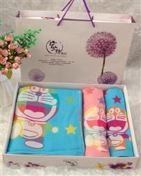 布艺三件套毛巾 -1084