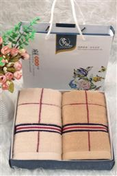 纯棉两条毛巾 -1084