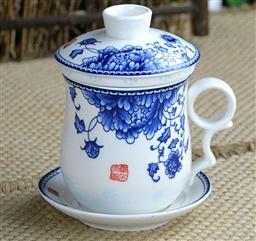 個人杯四件套茶具 -1003