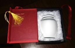 雪花茶葉罐 -1003