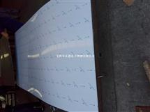 不銹鋼拉絲貼激光膜表面處理