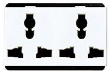 A118-Z3-2N  连体六孔功能键
