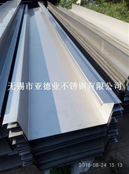 無錫哪里加工304不銹鋼天溝比較便宜