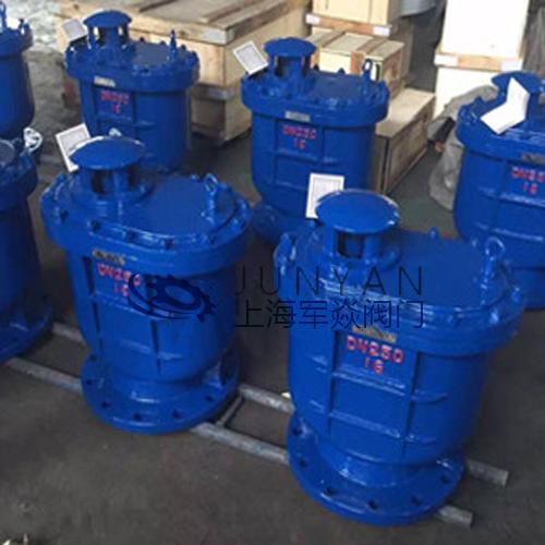 复合式清水排气阀carx图片