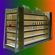钢木结合进口食品店货架