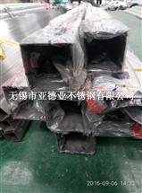 無錫201不銹鋼焊接方管