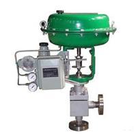 ZMABS气动薄膜高压角型调节阀