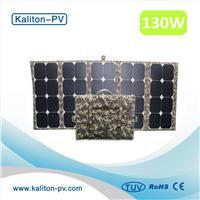 130W Foldable Solar Charger