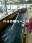 TA2钛合金锻管试产成功-齐鲁特钢