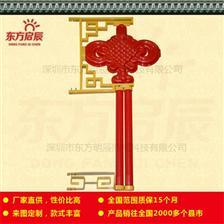 LED中国结灯安装费用|led发光中国结灯