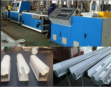 PC LED Lamp Light Extrusion Line