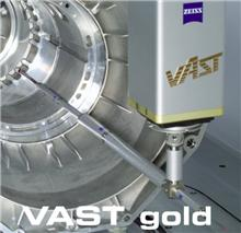 VAST XTR gold固定式扫描测头