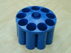 Spindle Container with 9 holes
