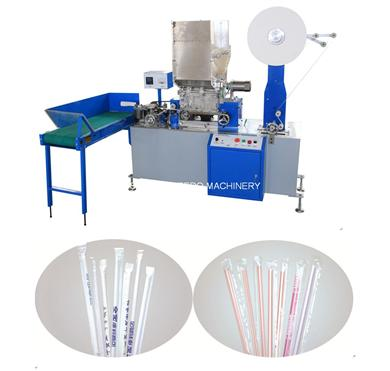 Independent Straw Packing Machine
