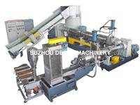 PP PE  Pelletizing Machine