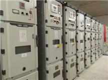 南水北调配电柜变压器吊装搬运场地就位