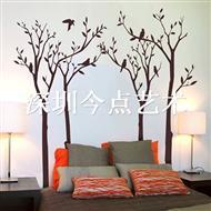 家庭装饰墙绘壁画