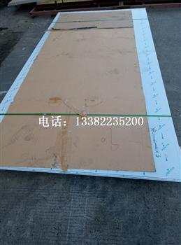 304不锈钢板精8K镜面加工5.0*1500*3000