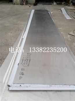6米不銹鋼304拉絲天溝板