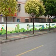 城市形象墙壁画