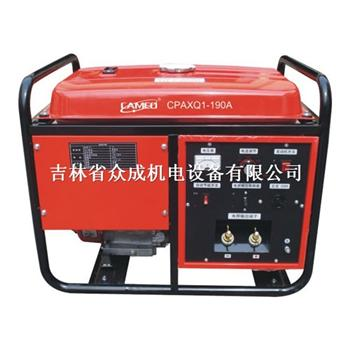 汽油发电电焊机