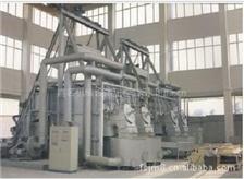 节能再生式熔铝炉