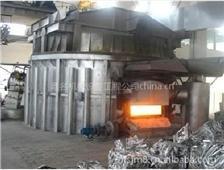 再生式熔铝炉  蓄热桶