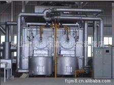 节能再生式熔铝炉  蓄热桶