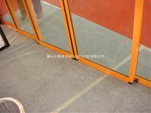 Automatic door package box - aluminium alloy profiles - sliding door aluminum alloy frame