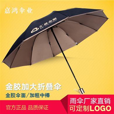 【广州雨伞厂】生产服饰业折叠广告雨伞  太阳伞厂家  太阳伞厂
