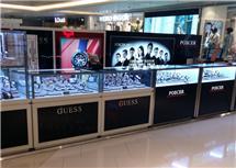 商场手表展示柜