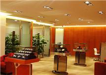 銀行黃金展示柜