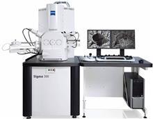 蔡司扫描电镜 SIGMA300场.