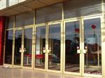 西安东升玻璃门,感应门维修及安装