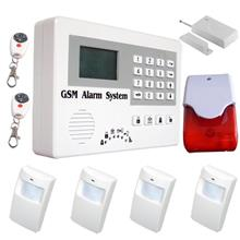 GSM-A burglar alarm